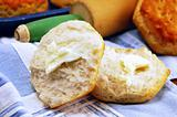 Buttered Biscuits