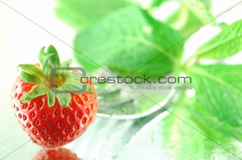Chilled Strawberry