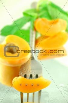 Apricots & Mint