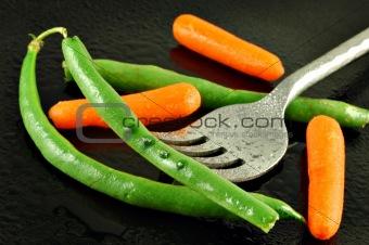 Green Beans & Carrots