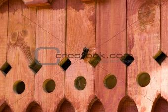 knotty fence