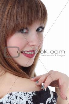 portrait of the nice girl #2