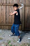 Boy batter