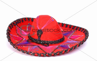 Mexican Mariachi Hat