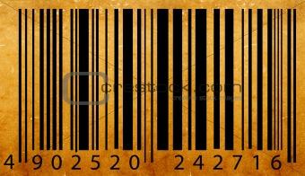Old bar code