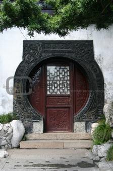 door of china