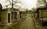 Graveyard Pere Lachaise