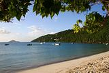 Beach and Bay in St Thomas