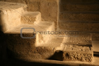 tomb stairs