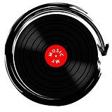 Vinyl record-LP