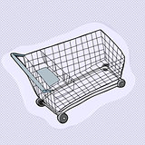 Single Shopping Cart