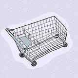 Single Shopping Cart