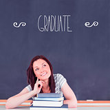 Graduate against student thinking in classroom