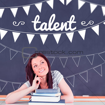 Talent against student thinking in classroom