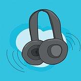 Single Headphones Pair