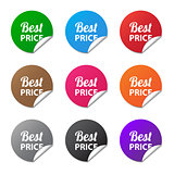 Best price stickers