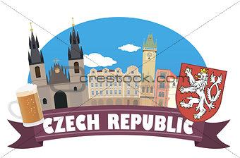Czech republic. Tourism and travel