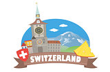 Switzerland. Tourism and travel