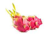 Exotic dragon fruits