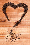 Love for tea concept.
