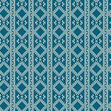 A vintage seamless pattern