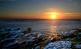 Sunset at Landsend