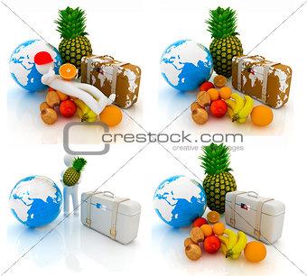 Ctrus and traveler's set
