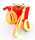 Percentage and gifts