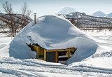 Nalychevo Nature Park. Kamchatka, Far East. Russia