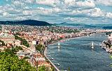 Budapest cityscape. Hungary