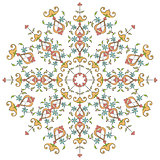 Ottoman motifs design series with thirty-eight