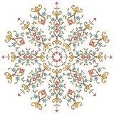 Ottoman motifs design series with thirty-eight