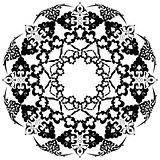 Ottoman motifs design series with thirty-five