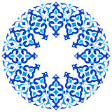 Ottoman motifs design series with thirty-three version