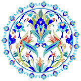 Ottoman motifs design series with twenty