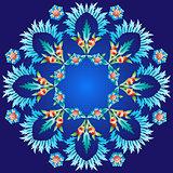 Ottoman motifs design series with twenty-three