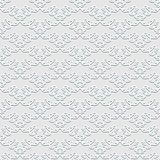 Gray Prominent Seamless Geometric Pattern