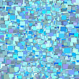 3d fragmented blue purple tile pattern backdrop