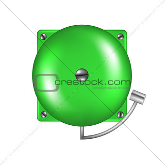 Alarm in green design