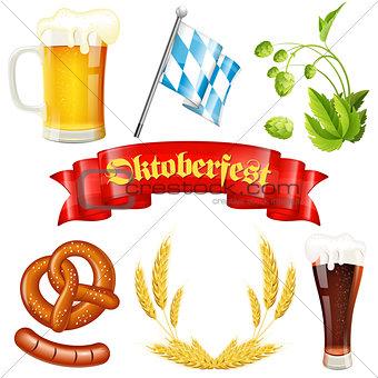 Oktoberfest Icon