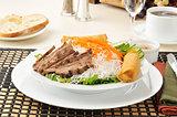 Beef Vietnamese Noodle Salad