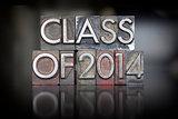 Class of 2014 Letterpress