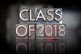 Class of 2018 Letterpress