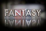 Fantasy Letterpress