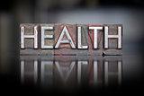 Health Letterpress