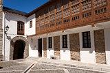 La Anunciada monastery outbuilding