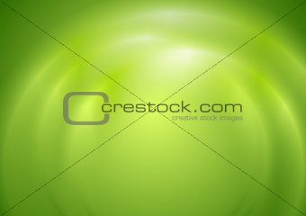 Bright shiny vector waves background