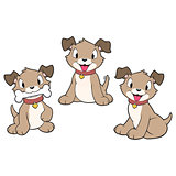 Cartoon Puppies