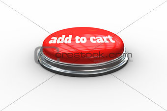 Add to cart on digitally generated red push button