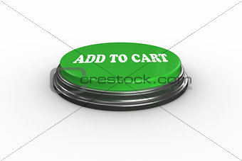 Add to cart on digitally generated green push button